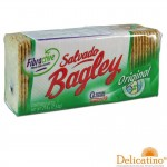 Bagley - Galletitas de salvado