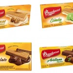 Bauducco - Oblea de nueces, limon, chocolate y avellanas