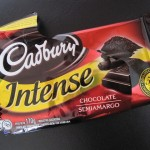 Carbury Intense - Chocolate semi amargo