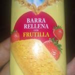 Cereal mix - Barras de cerales rellana de frutas