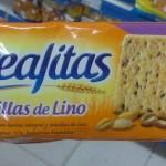 Cerealitas - Galletitas con semillas de lino