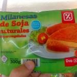 Día - Milanesas de soja