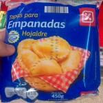 Día - Tapas para empanadas hojaldre