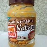 Dame maní - Manteca de maní natural