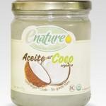 Enature - Aceite de Cococ Orgánico