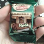 Georgalos - Chocolate con menta