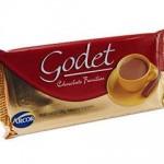 Godet - Chocolate clásico