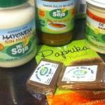 Mi soja - Mayonesa, Dulce de leche