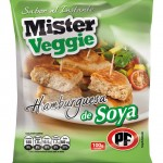 Mister Veggie - Hamburguesa de Soya