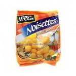 Papas noisettes marca McCain, sabor parmesano (saborizante artificial idéntico al natural)