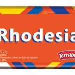 Rhrodesia - Tableta de ojaldre y chocolate