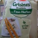 Riera - Grisines con finas hierbas