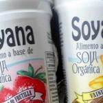 Soyana - Yogurt de soja (frutilla y vainilla)