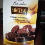 Successo - Galletitas bañadas en chocolate