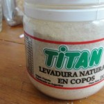 Titan - Levadura en copos