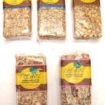 Trebol - Barra de cereal (Girasol y sésamo)