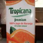 Tropicana - Jugo de naranja
