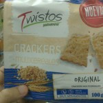 Twistos - Galletitas crackers cereal