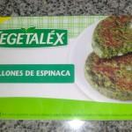 Vegetalex - Medallones de espinaca