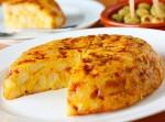 Tortilla veggie